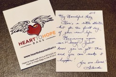 Heart to Hope Bags:  Fresh Start Kits for Emancipated Women Leaving Coffee Creek Correctional Facility