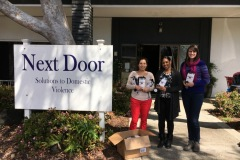 Supporting Other Nonprofits with Heart to Hope Bags: Next Door Solutions to Domestic Violence