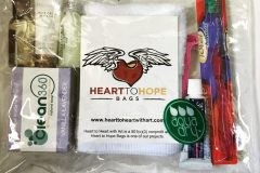 Heart to Hope Bags: Coffee Creek Correctional Facility, Wilsonville, OR
